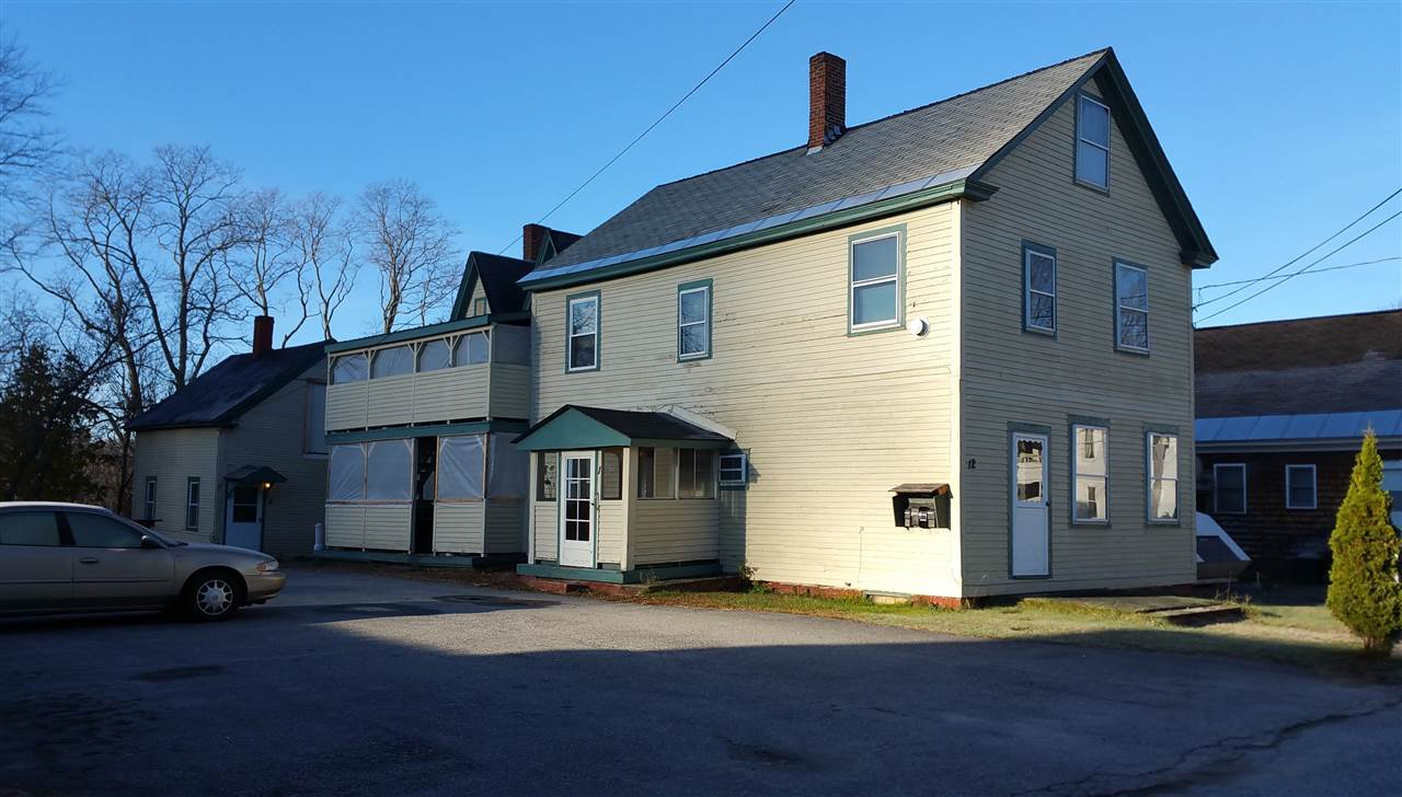 CLAREMONT NH Multi Family for sale $$135,000 | $44 per sq.ft.