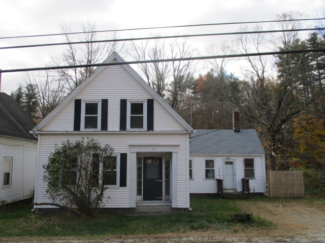 Wilton NH Home for sale $List Price is $94,990