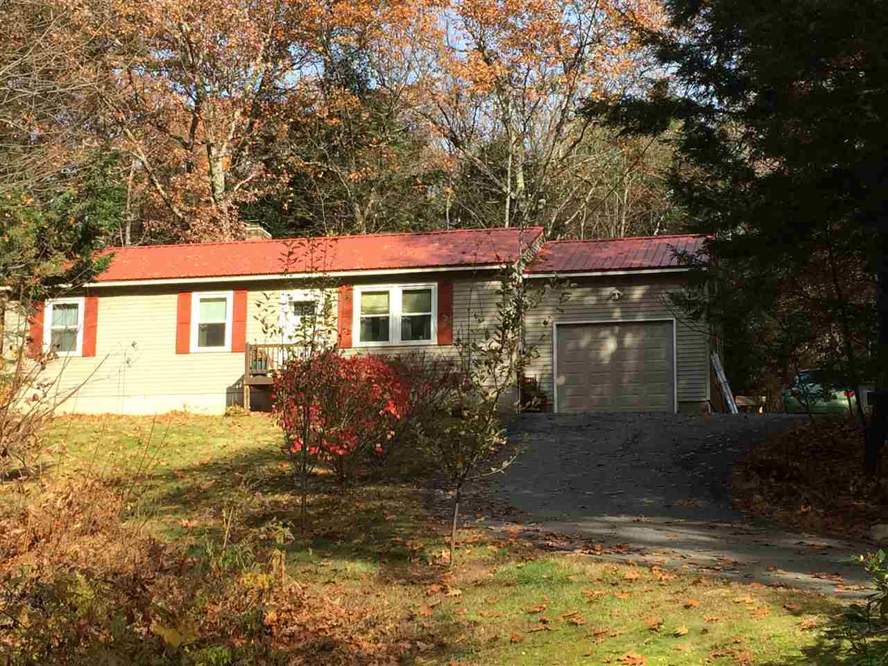 Moultonborough NH Home for sale $$205,000 $203 per sq.ft.