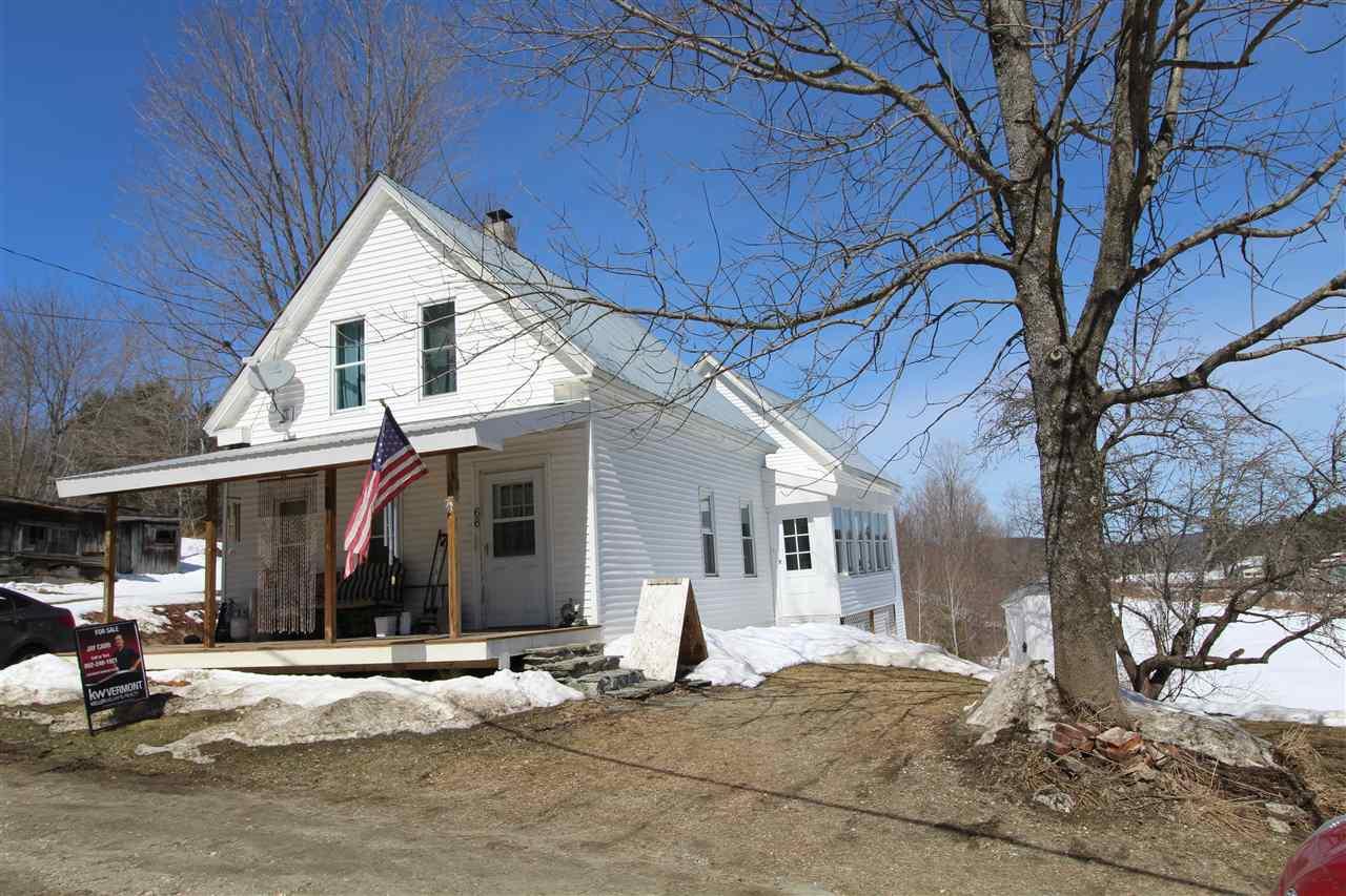 68 Warren Mountain Roxbury Vt Vermont Real Estate