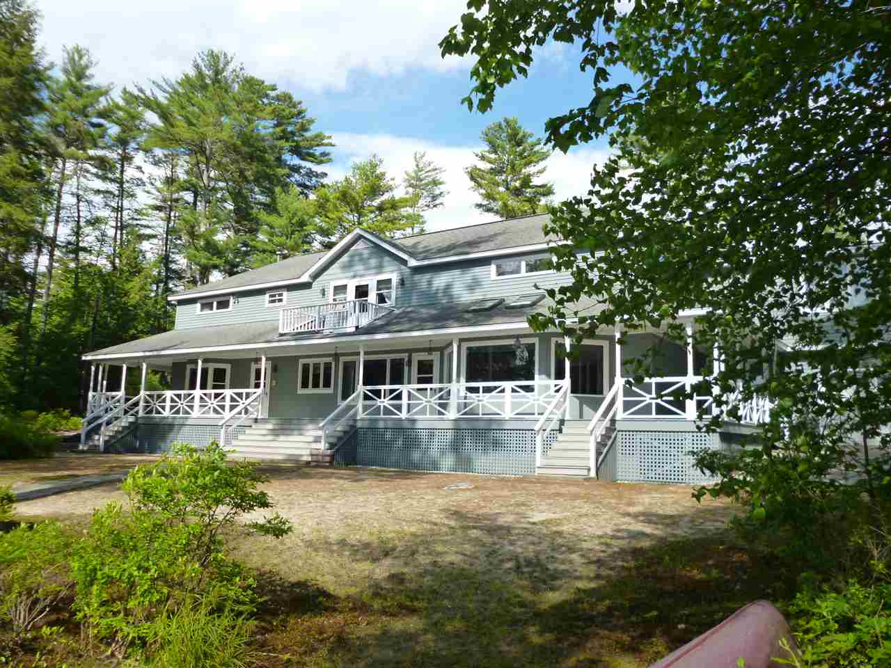 VILLAGE OF MIRROR LAKE IN TOWN OF TUFTONBORO NH  Home for sale $990,000