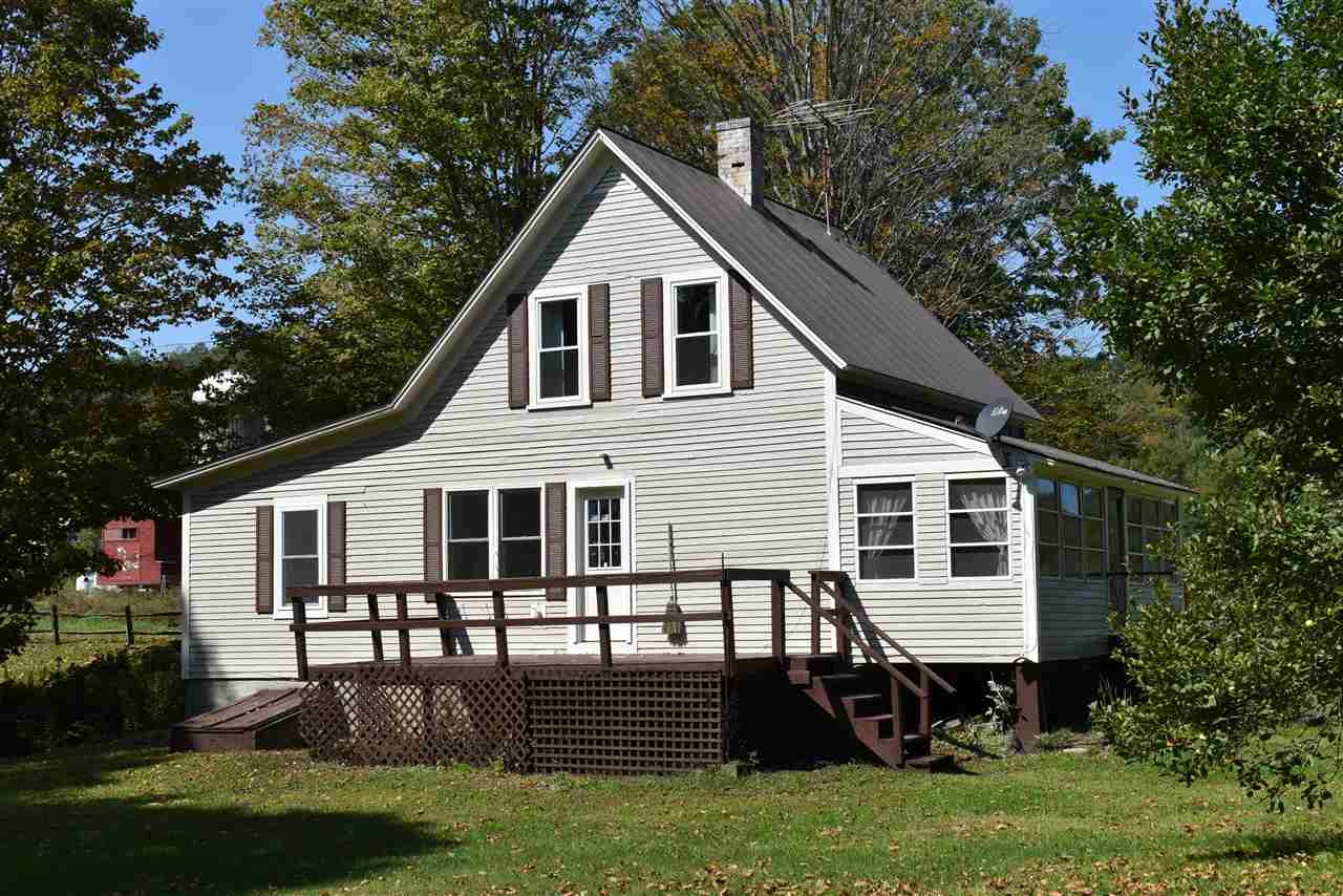 HARTLAND VT Lake House for sale $$194,500 | $165 per sq.ft.
