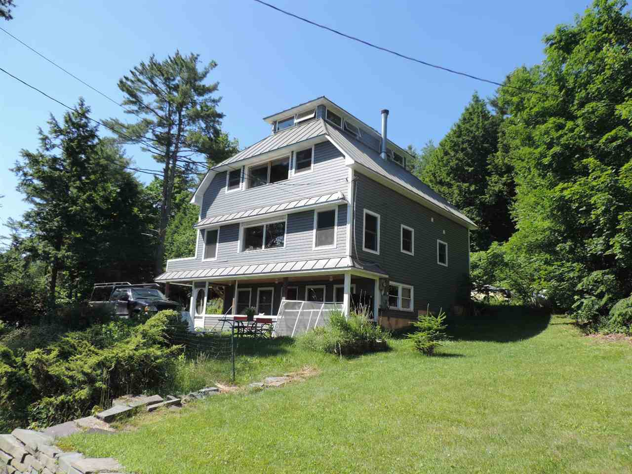 WELLS VT Lake House for sale $$199,000 | $98 per sq.ft.