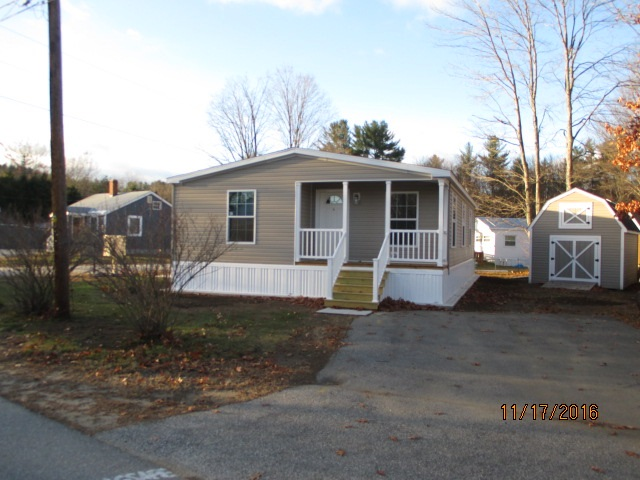 BOSCAWEN NH Mobile-Manufacured Home for sale $$89,900 | $73 per sq.ft.
