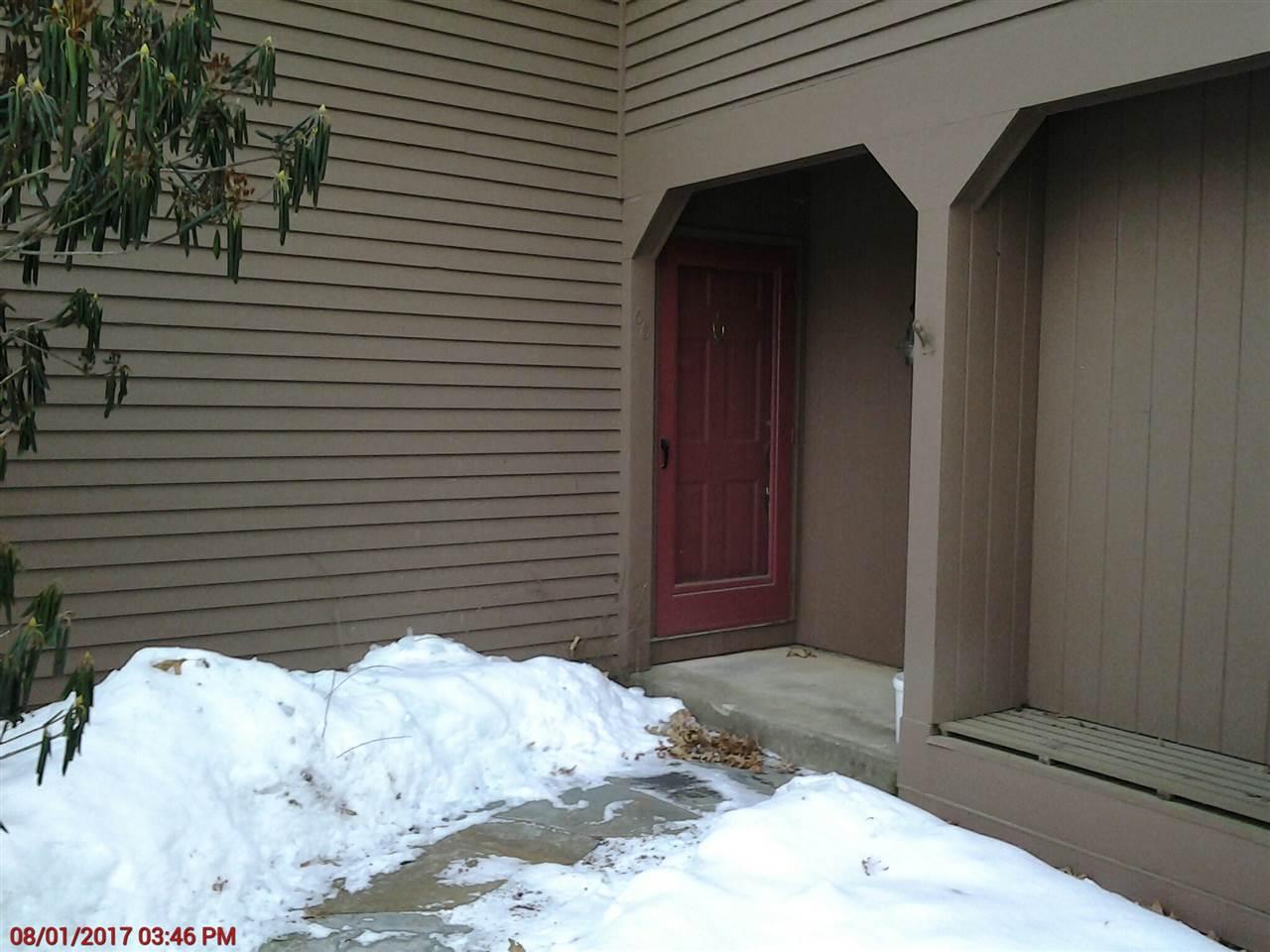 image of Hartford VT 2 Bedrooms  1 Bath Home