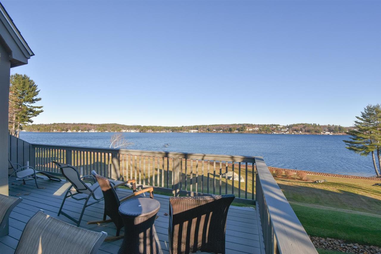 Laconia NH Lake Lake Winnipesaukee waterfront home for sale