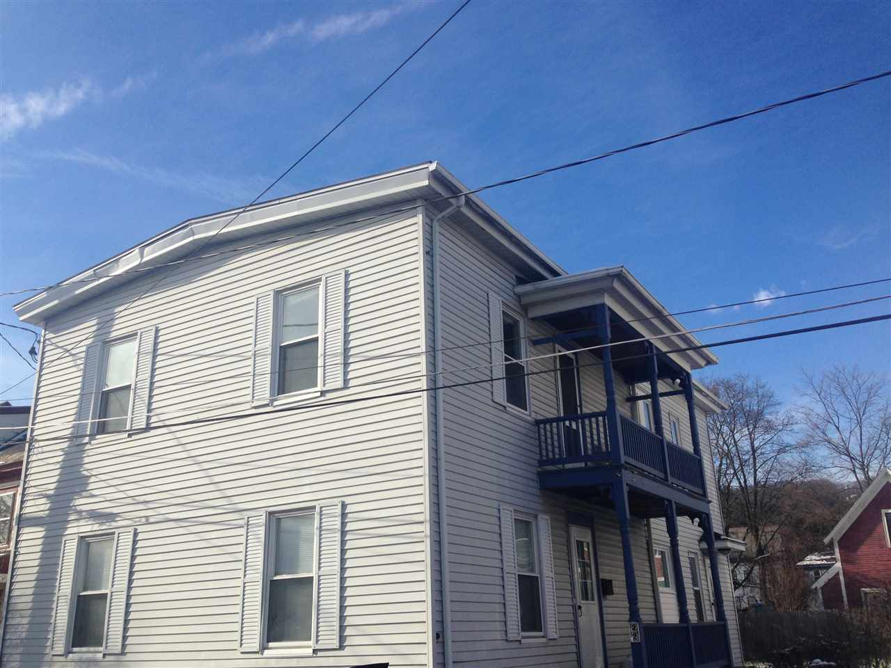 VILLAGE OF BELLOWS FALLS VT IN TOWN OF ROCKINGHAM VTHome for sale $$135,000   $64 per sq.ft.