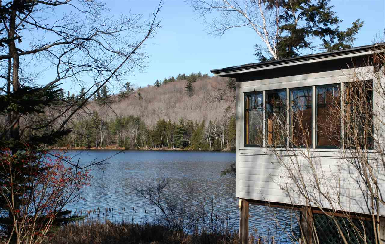 BARNARD VT Lake House for sale $$419,000 | $417 per sq.ft.