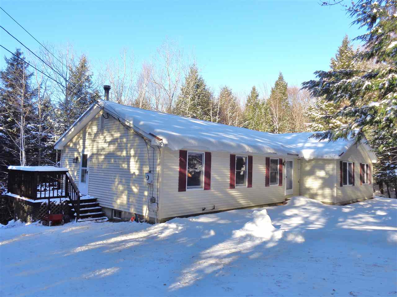 BRISTOL NH Home for sale $179,900