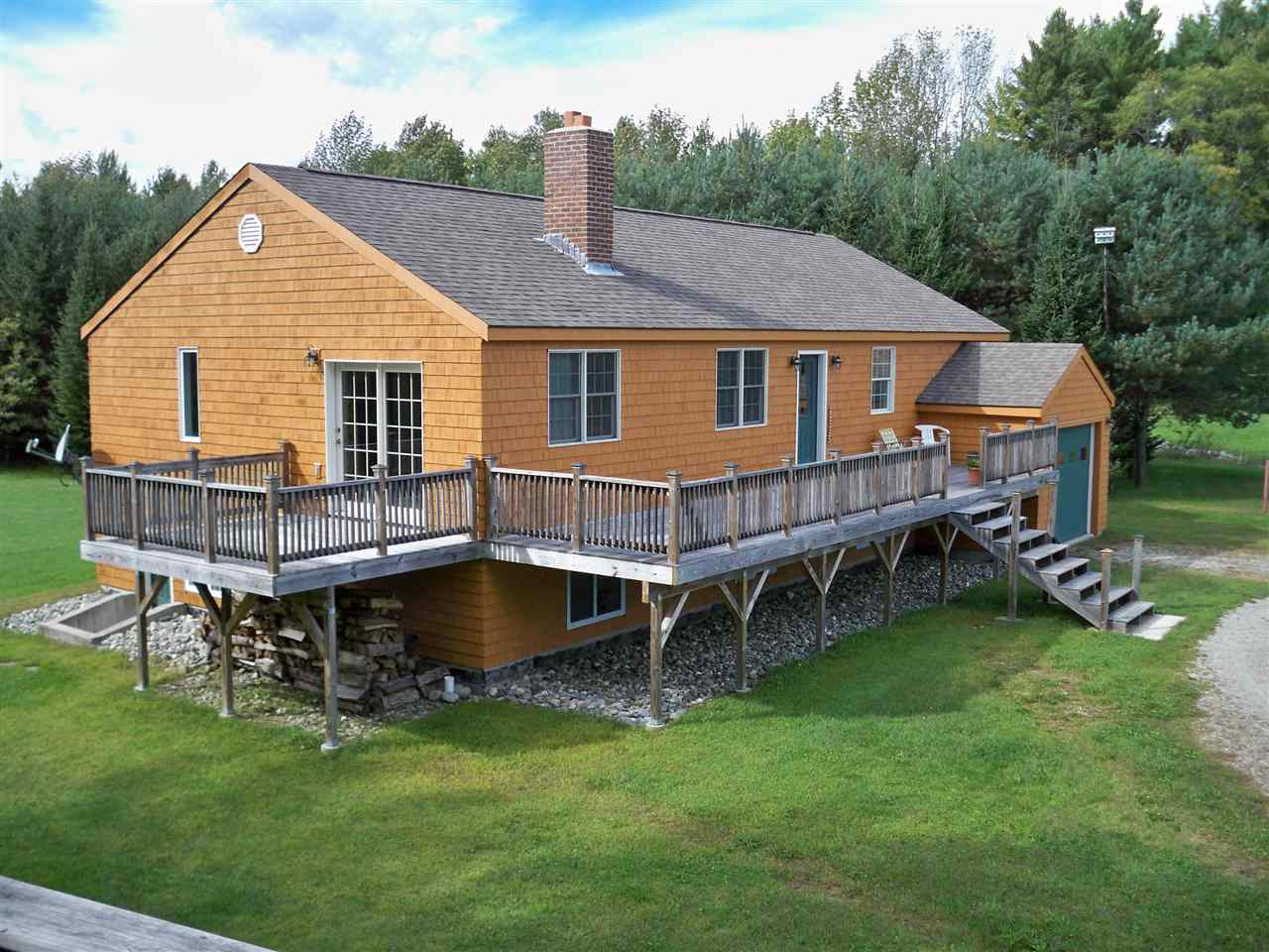 GOSHEN NH Lake House for sale $$329,900 | $137 per sq.ft.