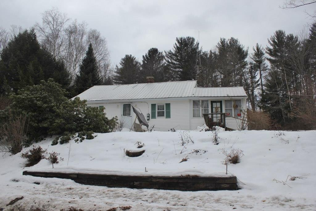 WEATHERSFIELD VT Home for sale $$129,900 | $177 per sq.ft.