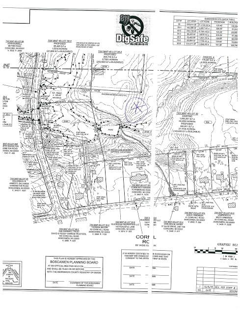 BOSCAWEN NH LAND  for sale $$75,000 | 21.41 Acres  | Price Per Acre $0