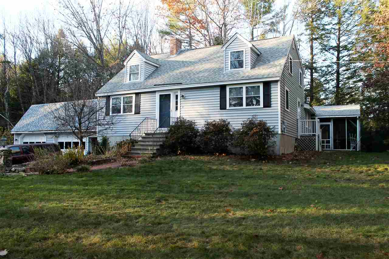 New Boston NH Home for sale $List Price is $254,900