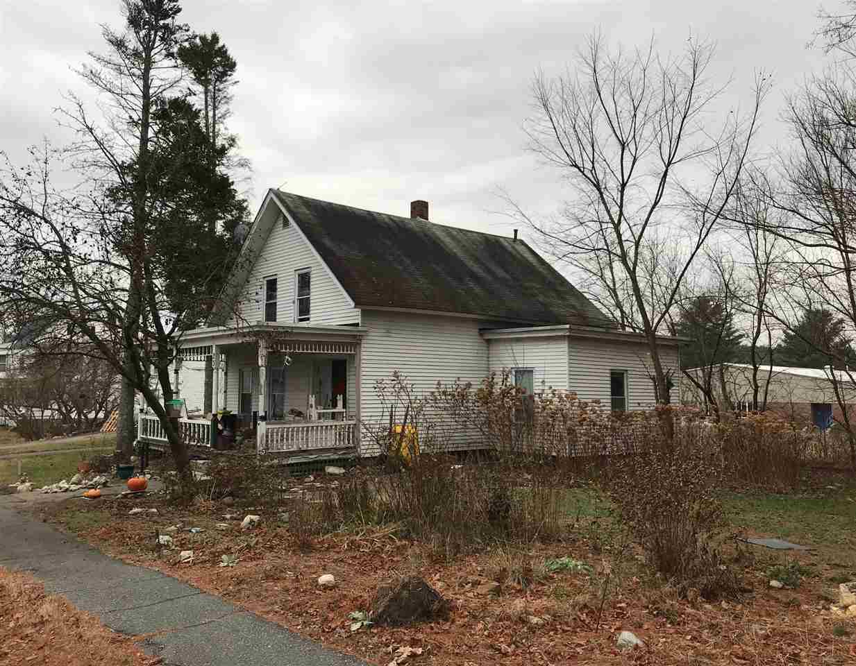CANAAN NH Home for sale $$99,999 | $45 per sq.ft.