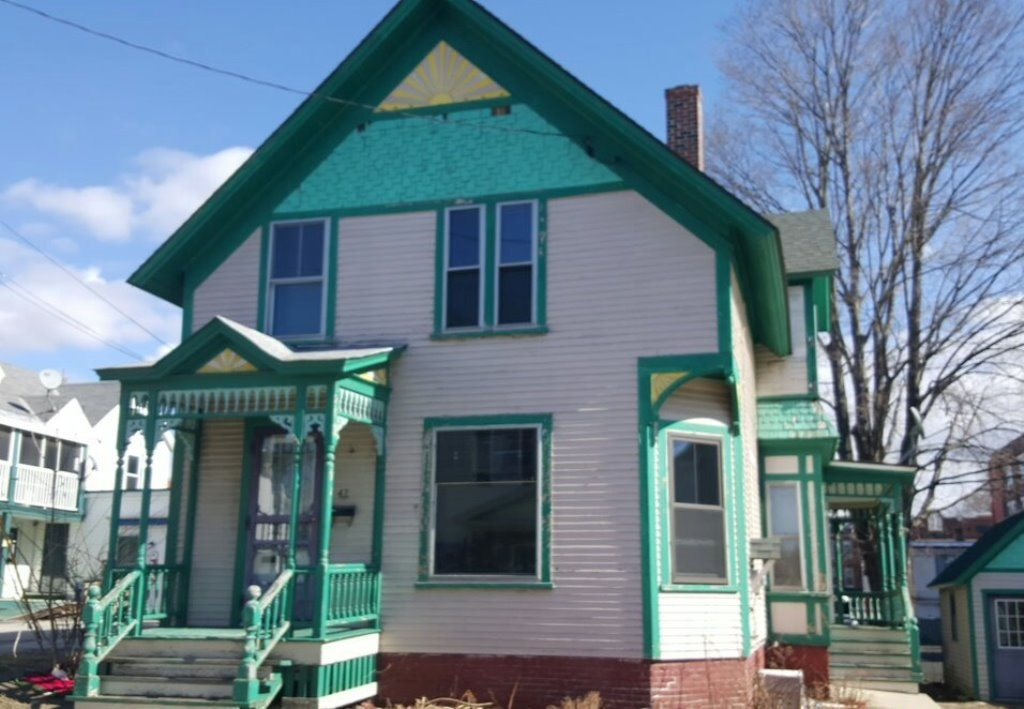 CLAREMONT NH Home for sale $$45,000 | $25 per sq.ft.