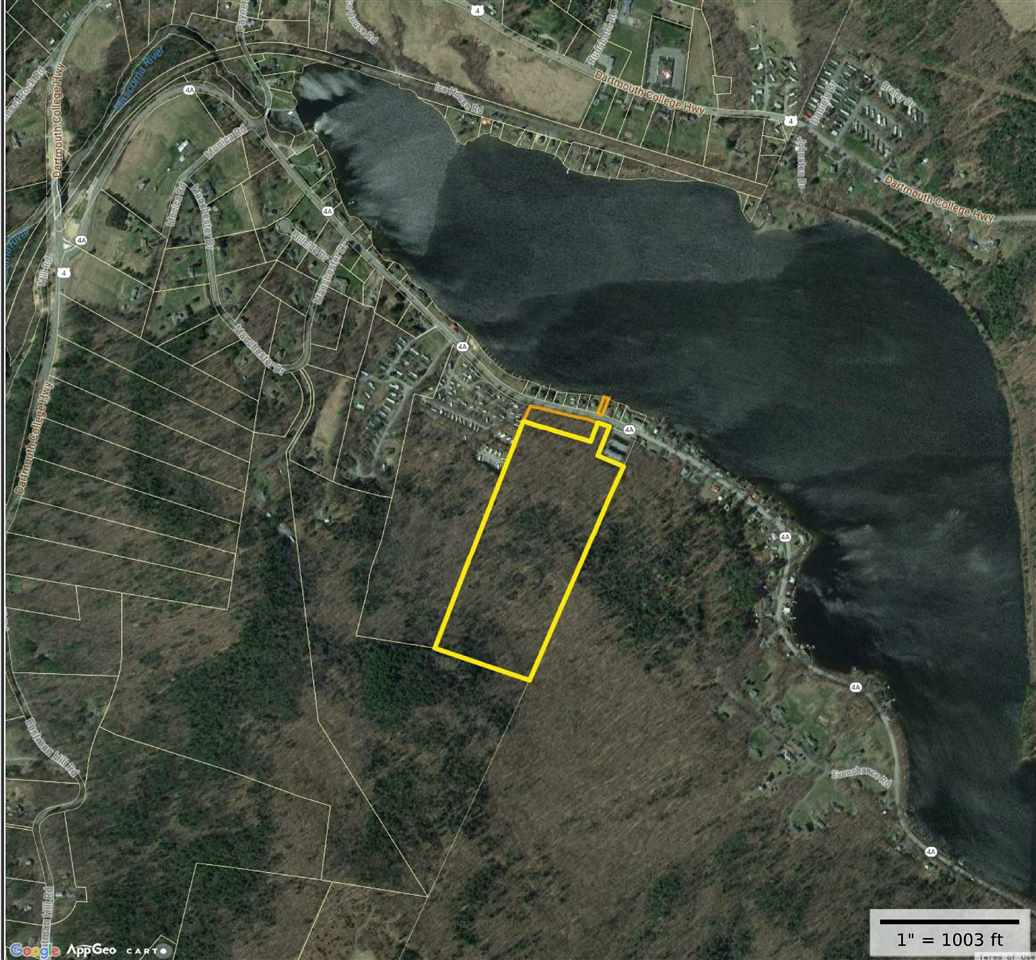 LEBANON NH LAND  for sale $$299,000 | 32.94 Acres  | Price Per Acre $0  | Total Lots 3