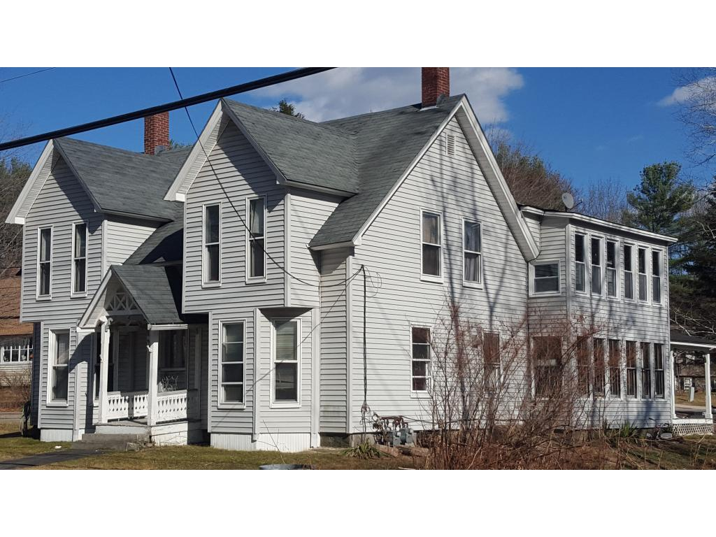Village of Penacook in Town of Concord NHMulti Family for sale $List Price is $199,900