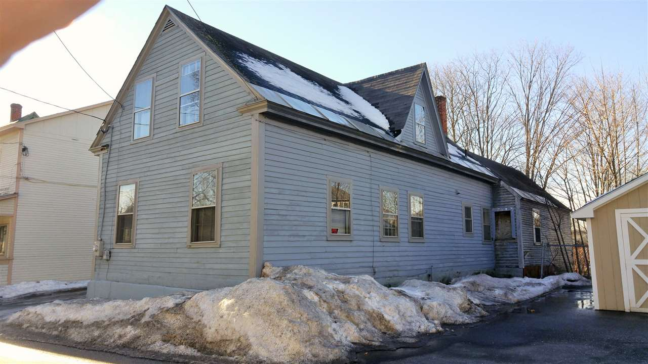 CLAREMONT NH Home for sale $$39,900 | $25 per sq.ft.