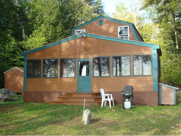 Moultonborough NH Lake Winnipesaukee waterfront home for sale