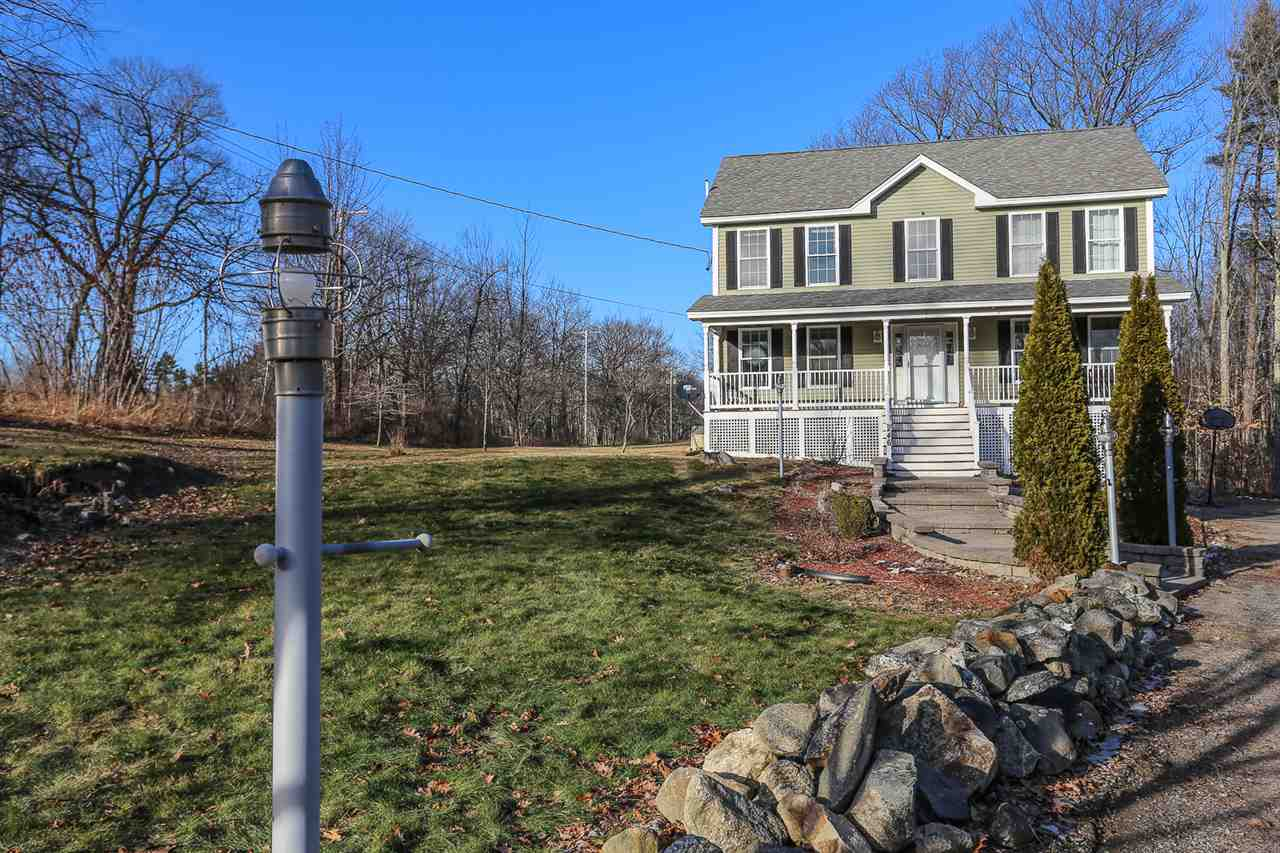 New Boston NH Home for sale $List Price is $259,900