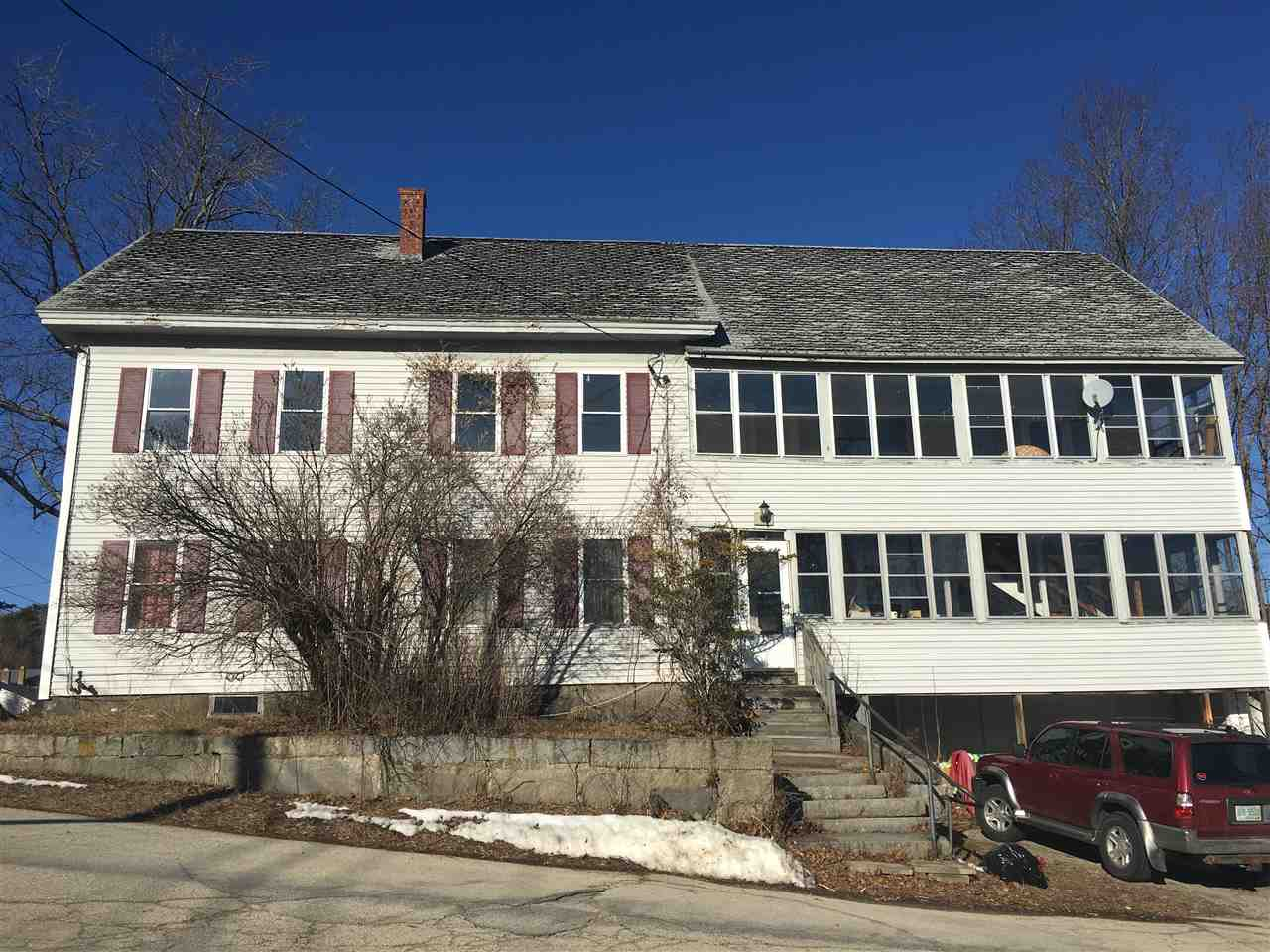 BOSCAWEN NH Multi Family for sale $$126,900 | $52 per sq.ft.