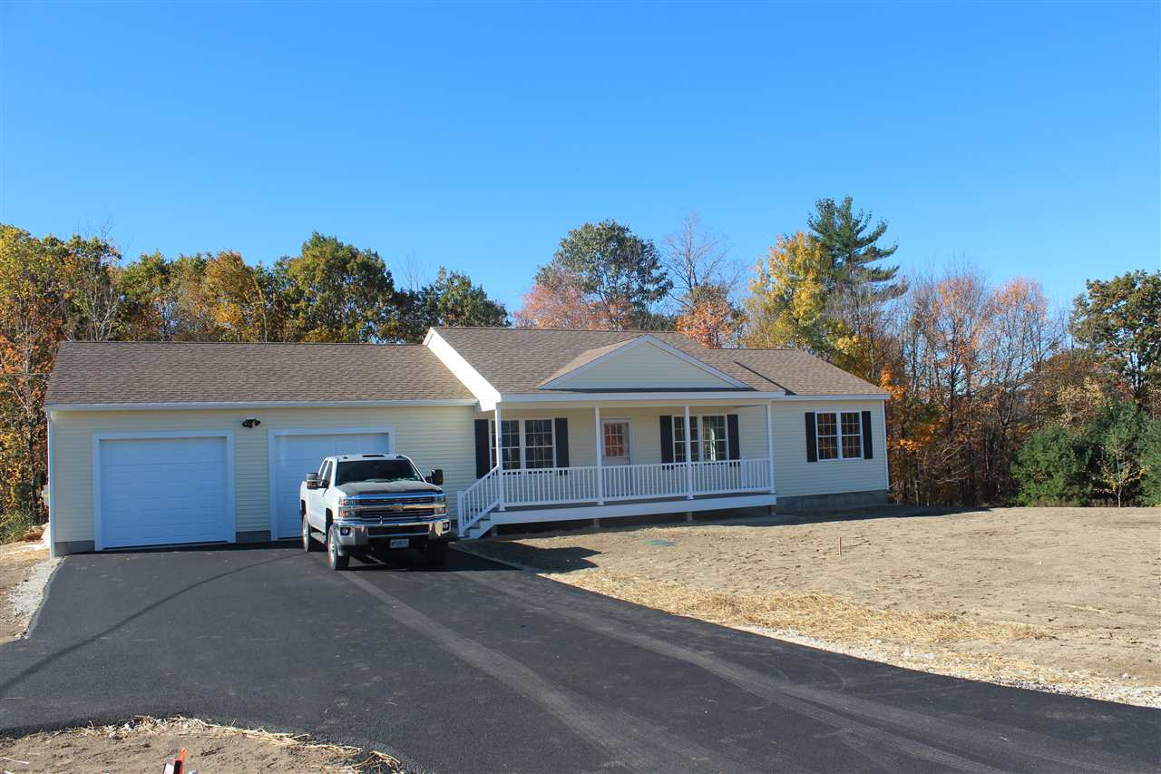 NEW DURHAM NH  Home for sale $279,900