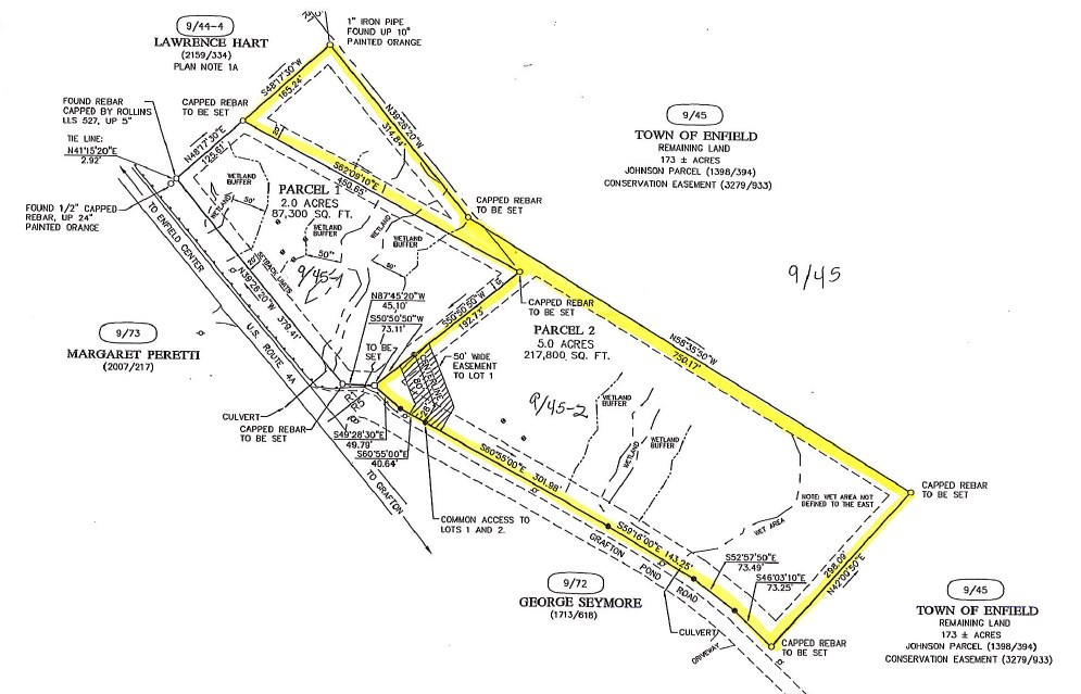 ENFIELD NH LAND  for sale $$47,500 | 5 Acres  | Price Per Acre $0