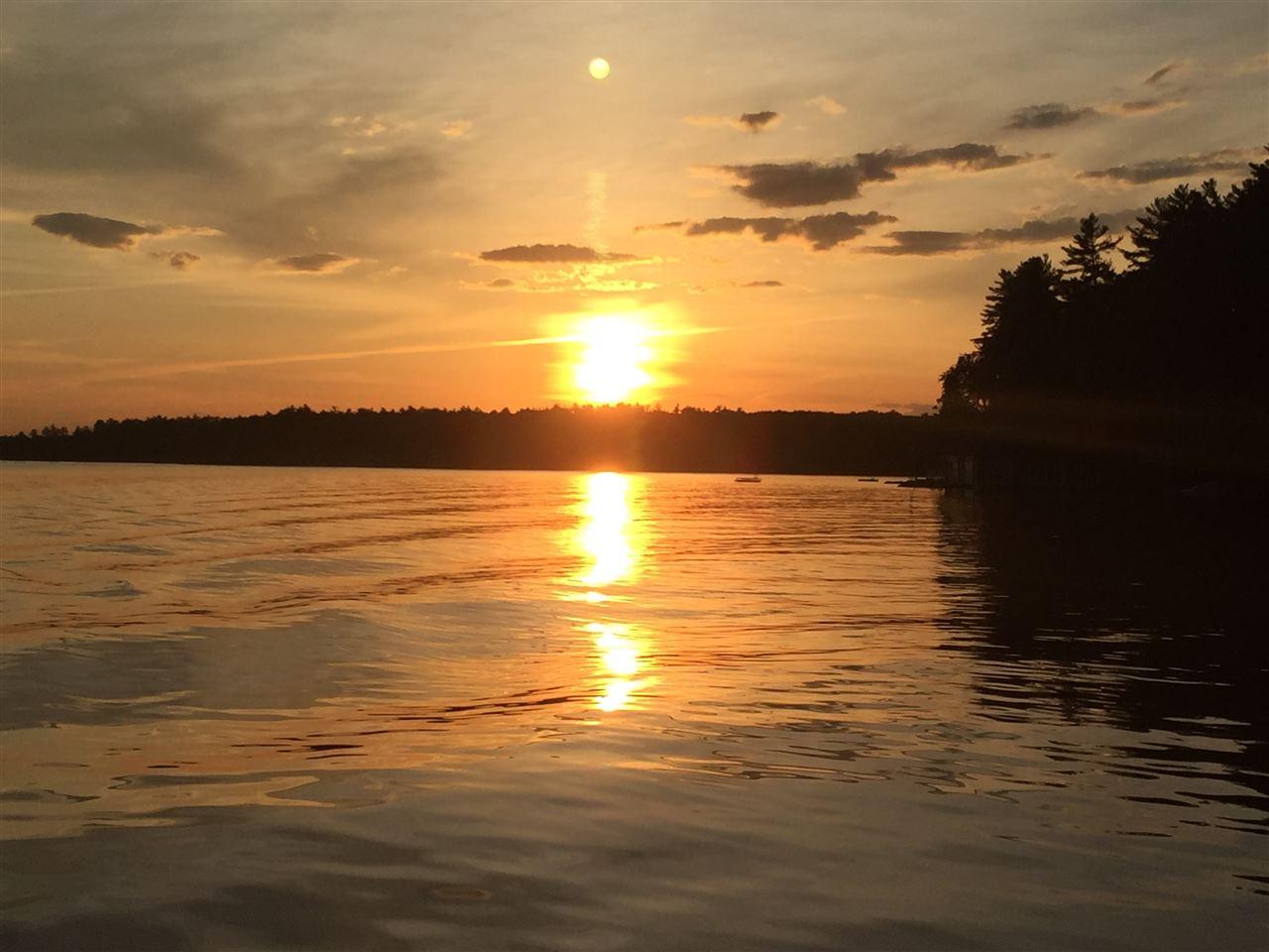 Wolfeboro NH Lake Lake Winnipesaukee waterfront home for sale