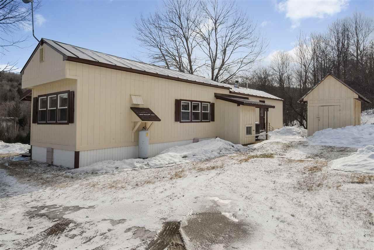 HARTLAND VTHome for sale $$109,900 | $150 per sq.ft.