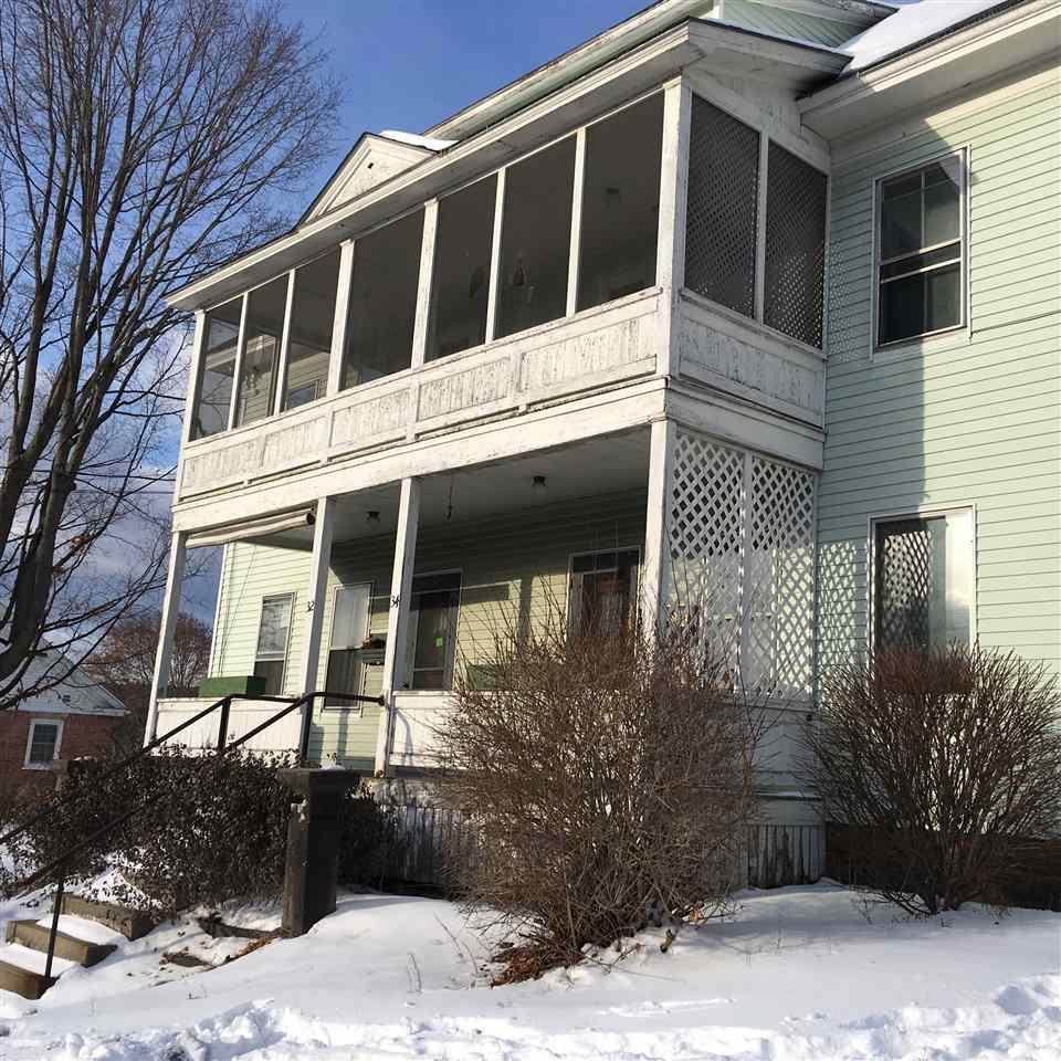 NEWPORT NHMulti Family for sale $$135,900 | $36 per sq.ft.