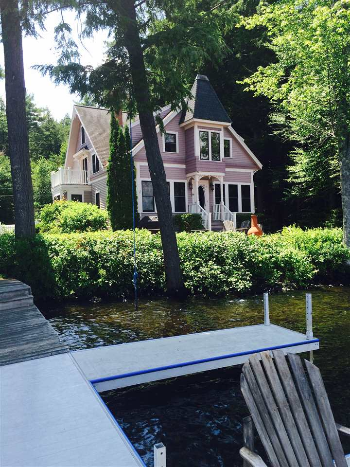 DEERFIELD NH Lake House for sale $$420,800 | $197 per sq.ft.