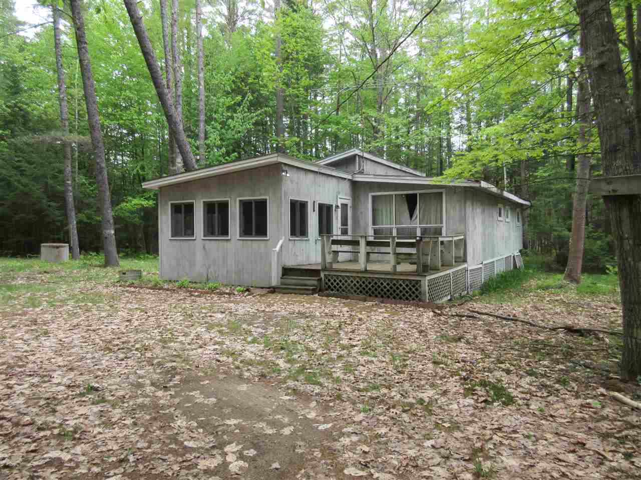 Tuftonboro NH Home for sale $$117,000 $84 per sq.ft.