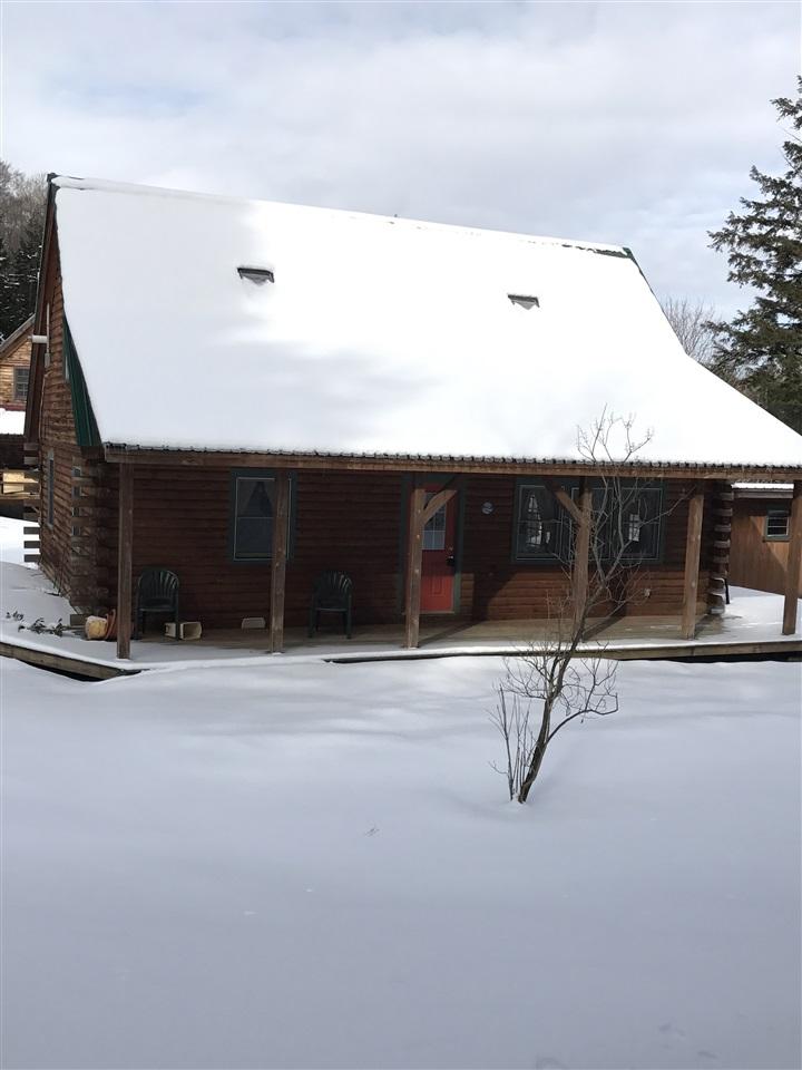 22 Log Cabin Drive Cambridge Vt 05464 In Lamoille County