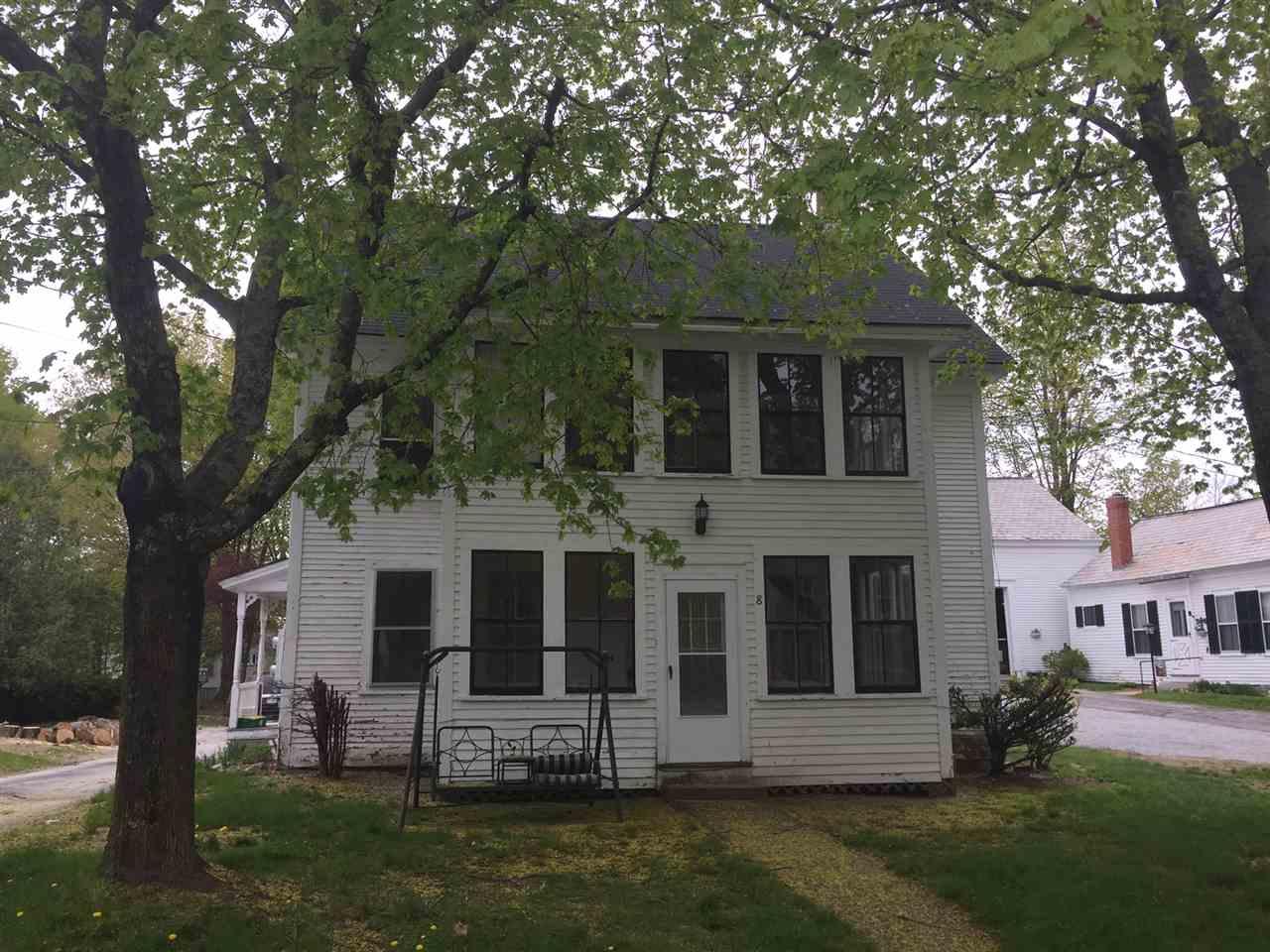 Bennington NHMulti Family for sale $List Price is $99,000