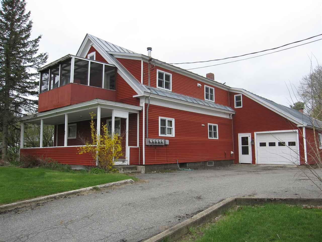 BRADFORD VT Home for sale $$225,000 | $80 per sq.ft.