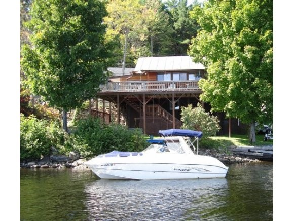 ENFIELD NH Lake House for sale $$399,000 | $309 per sq.ft.