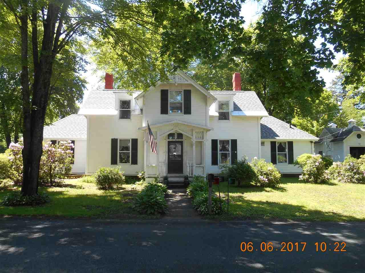 38 Elm Street, Charlestown, NH 03603