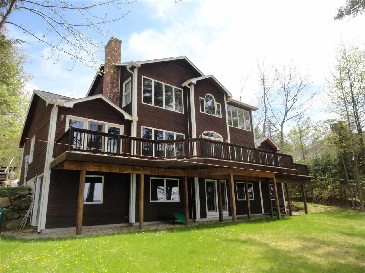 Bridgewater New Hampshire Homes Property Maxfield