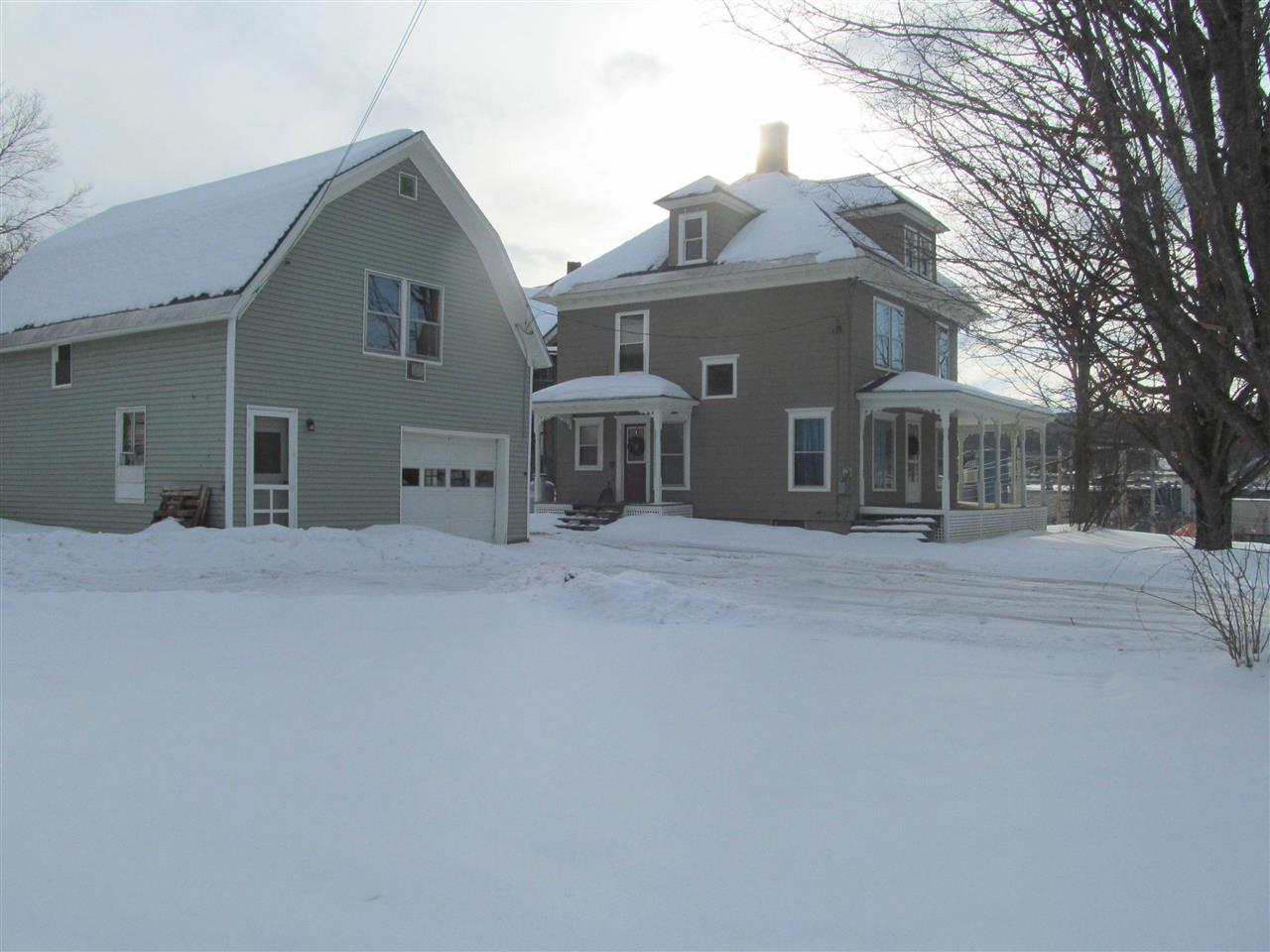 3 south st orleans vt 05860 in county mls 4617589 for Garage ad orleans