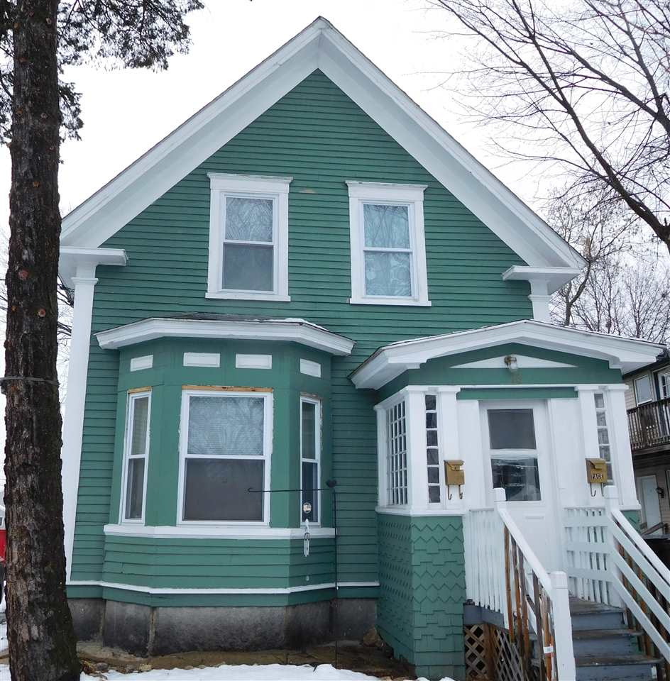 image of Manchester NH  2 Unit Multi Family   sq.ft. 3047