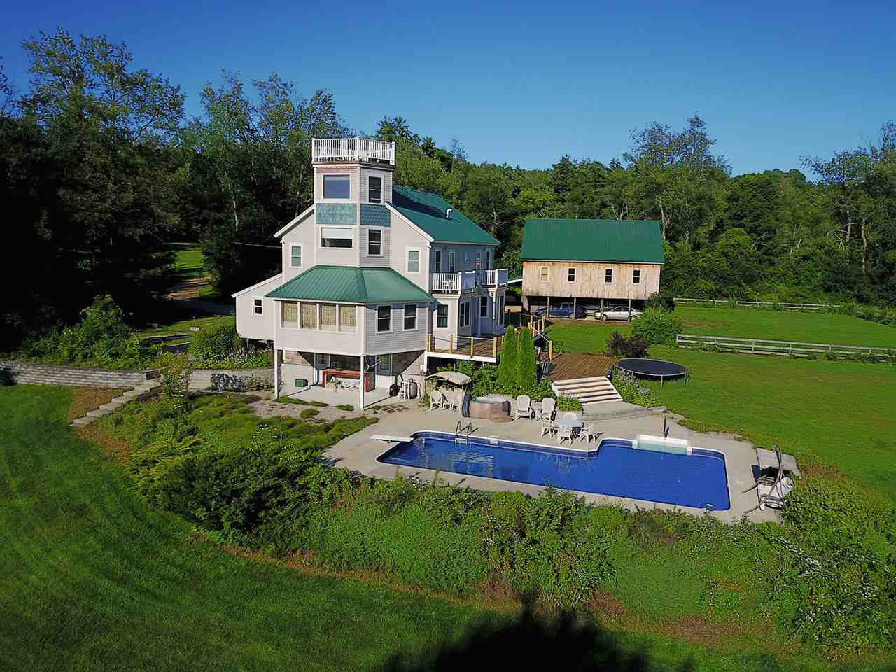 LEICESTER VT Home for sale $$557,000 | $99 per sq.ft.