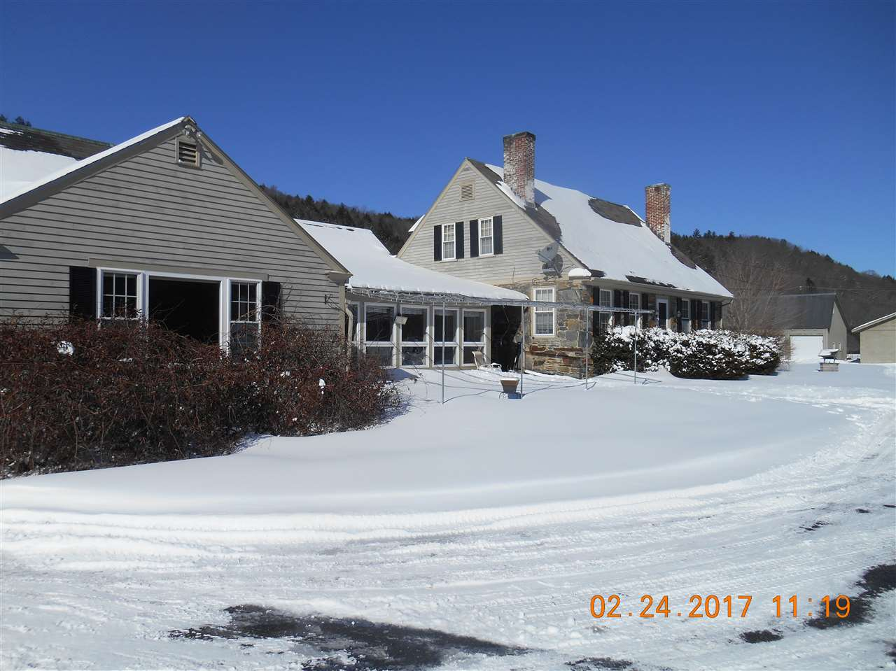 Weathersfield VT Home for sale $475,000