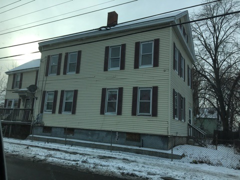 image of Manchester NH  3 Unit Multi Family   sq.ft. 3399