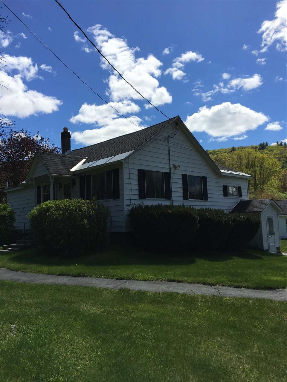 CHARLESTOWN NH Home for sale $$89,900 | $90 per sq.ft.