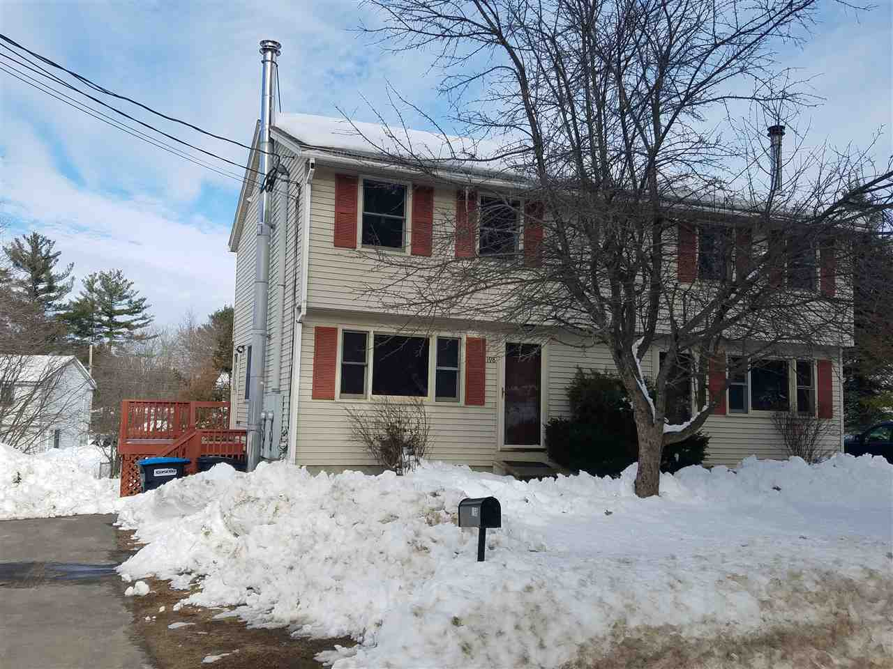image of Allenstown NH  2 Unit Multi Family | sq.ft. 2842
