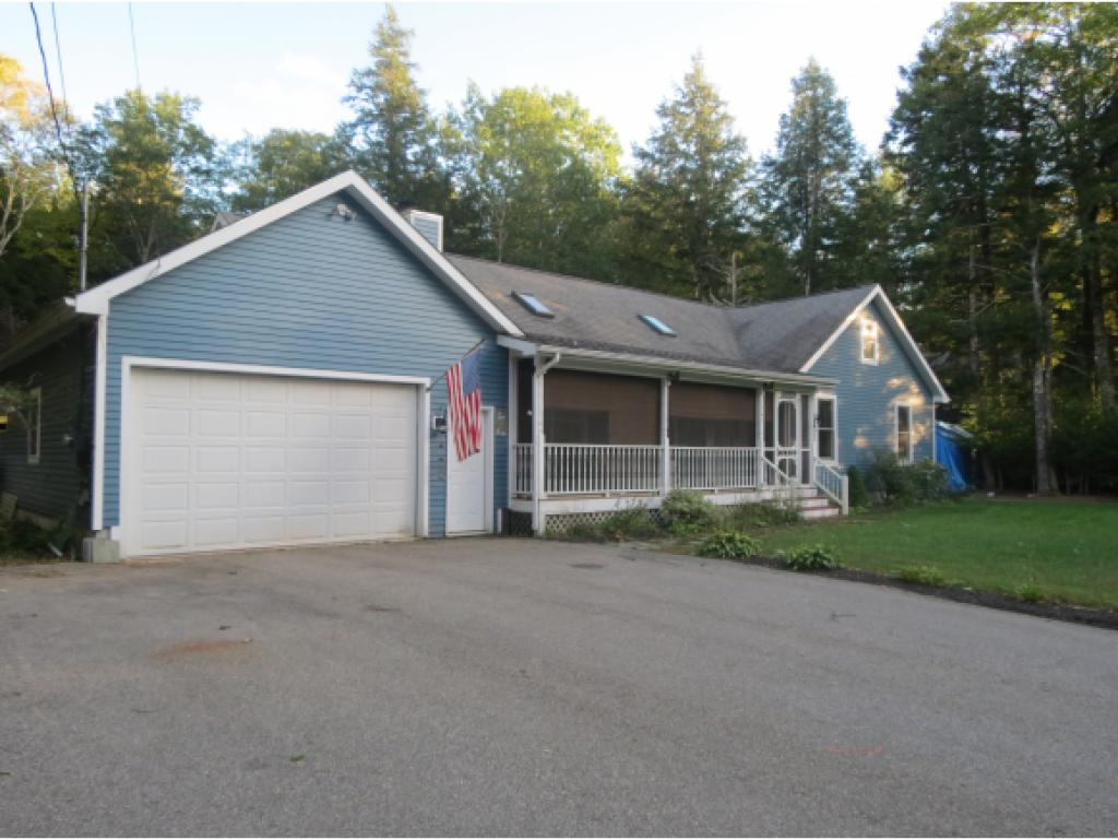 Moultonborough NH Home for sale $List Price is $279,900