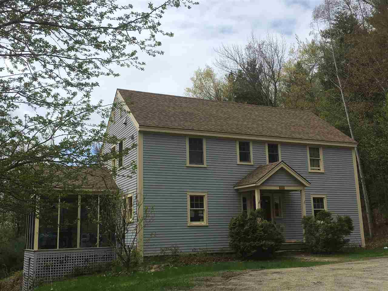 THETFORD VT Home for sale $$410,000 | $235 per sq.ft.