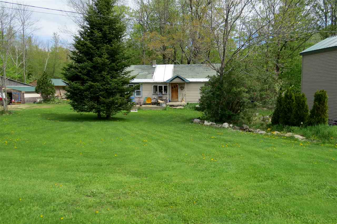 MOUNT HOLLY VT Home for sale $$125,000 | $137 per sq.ft.