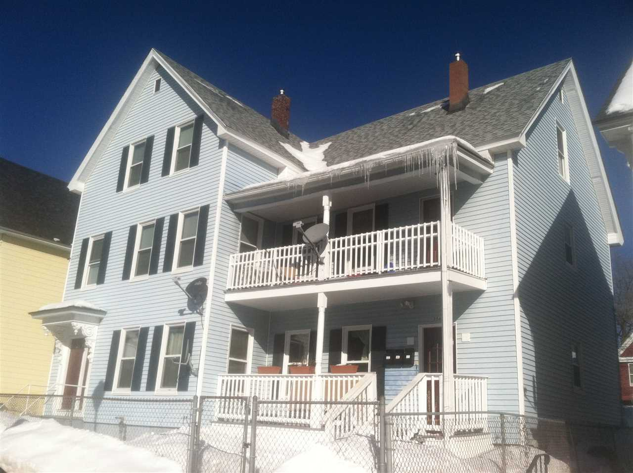 image of Manchester NH  3 Unit Multi Family | sq.ft. 3025