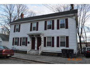 Nashua NH Multi Family for sale $List Price is $239,900